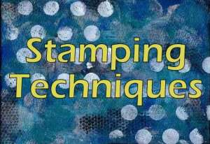 Stamping Techniques Techniques Zone